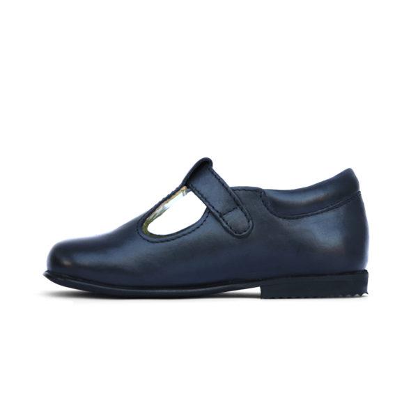 Sandálias Inglesas Pé de Pato Azul Escuro