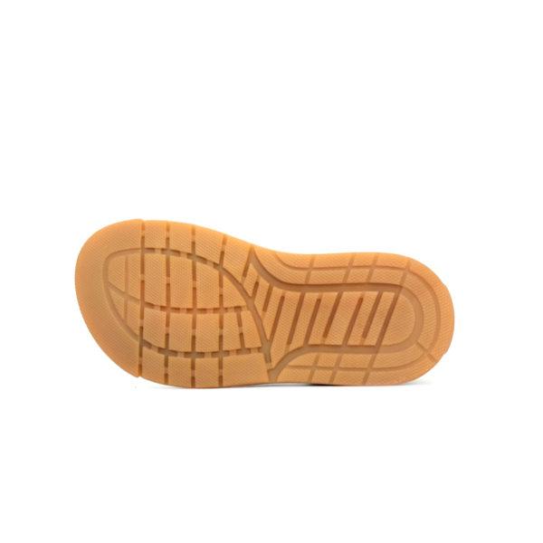 Sandálias de Rapaz Pé de Pato Sola de Borracha